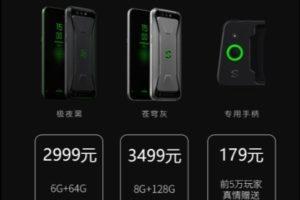 Xiaomi Gaming Smartphone 1