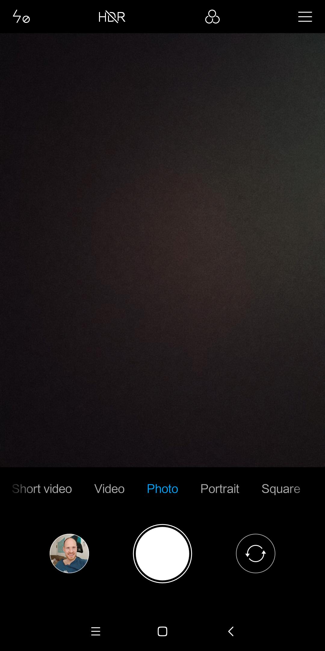 Xiaomi Mi 6X Camera App 1