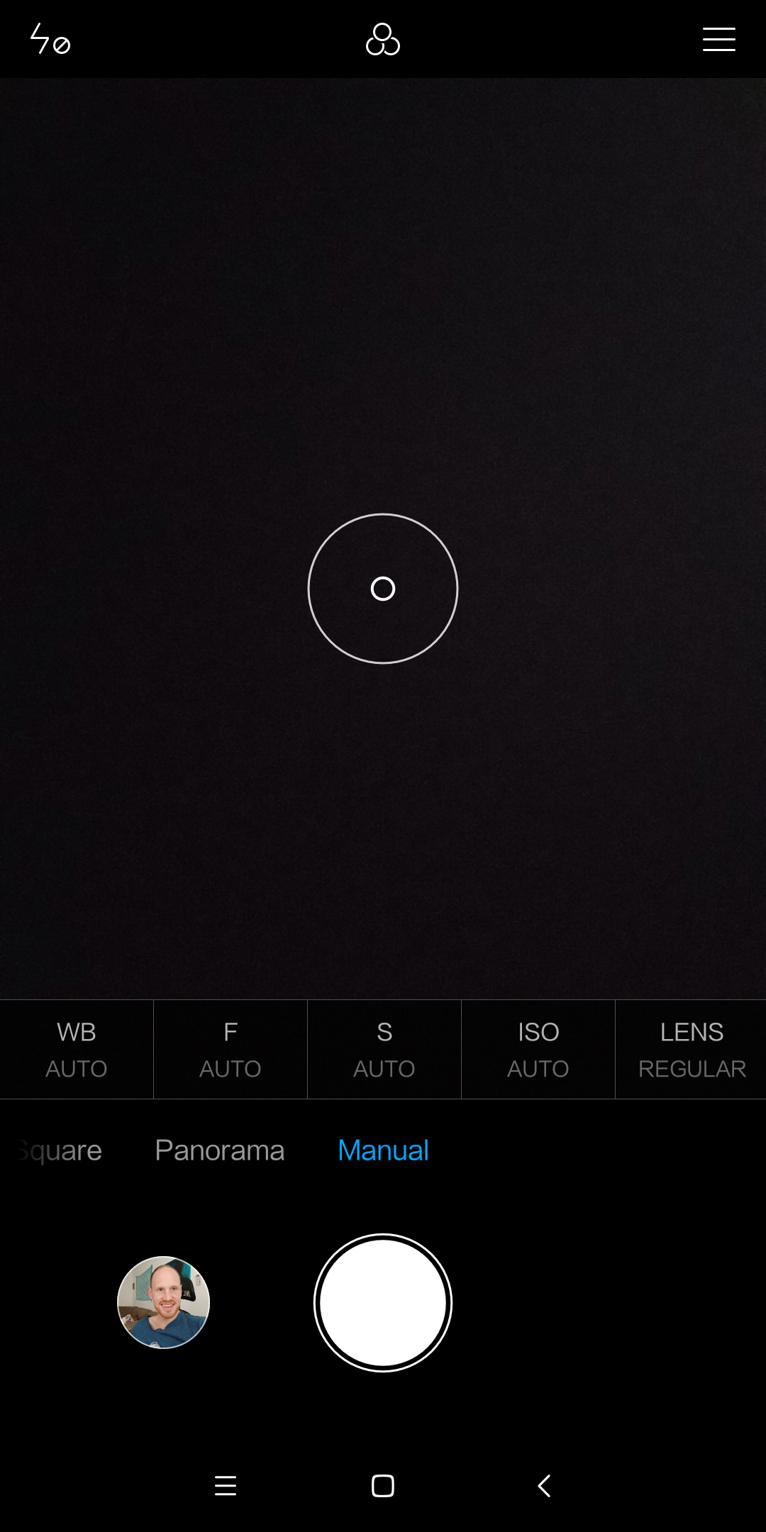 Xiaomi Mi 6X Camera App 2