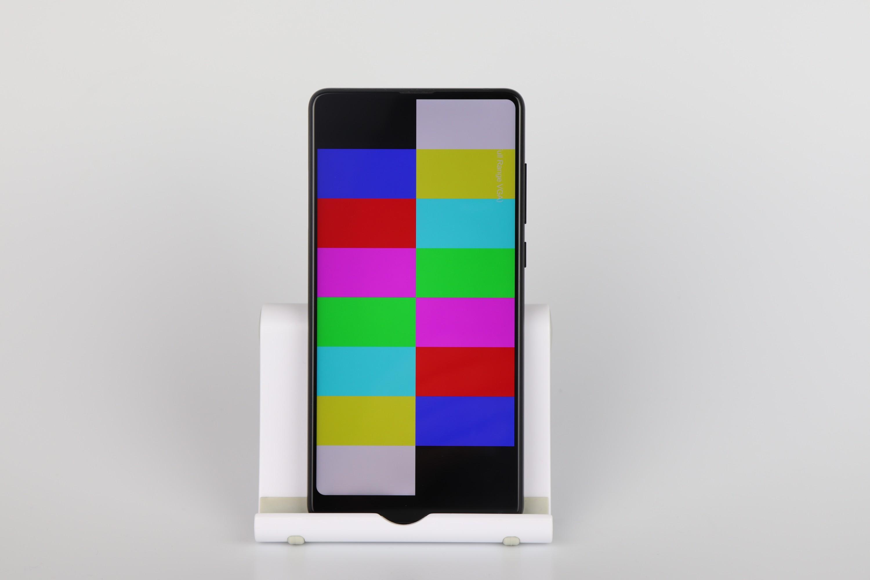 Xiaomi Mi Mix 2S Design Verarbeitung