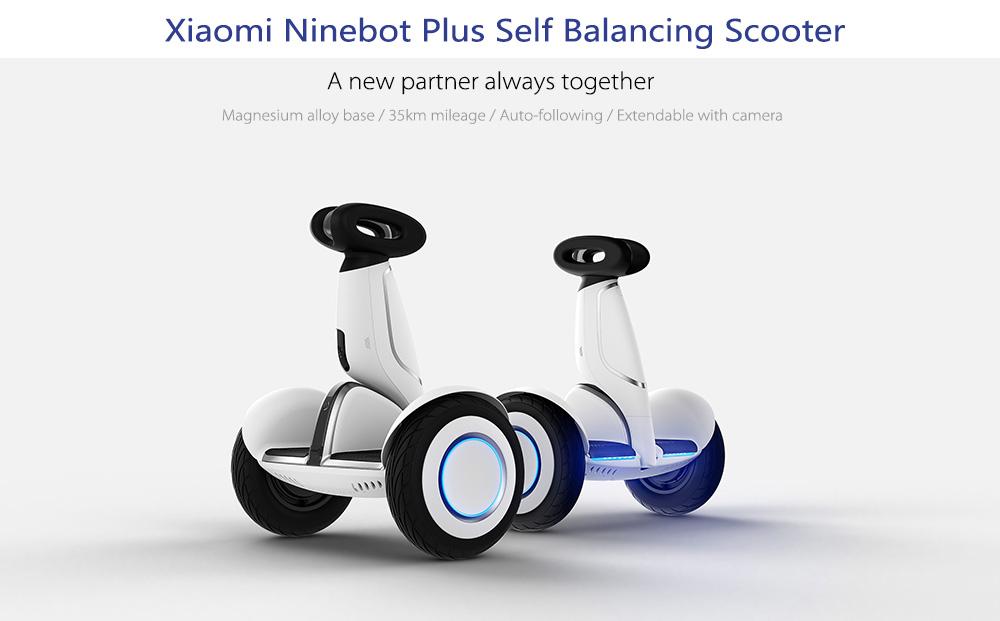Xiaomi Ninebot PLus Test 1