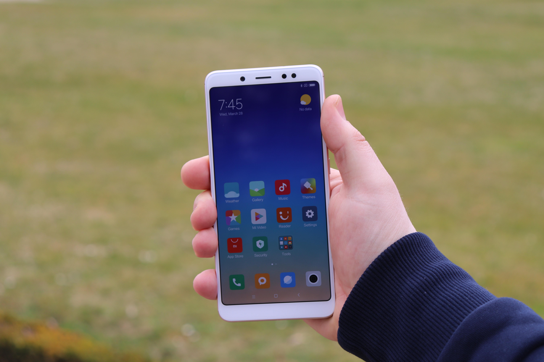 Xiaomi Redmi Note 5 Design 2