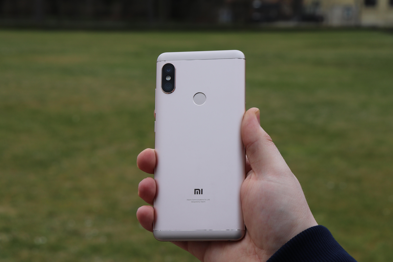 Xiaomi Redmi Note 5 Design 3