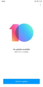 Xiaomi Redmi Note 5 MIUI 10 Test 6