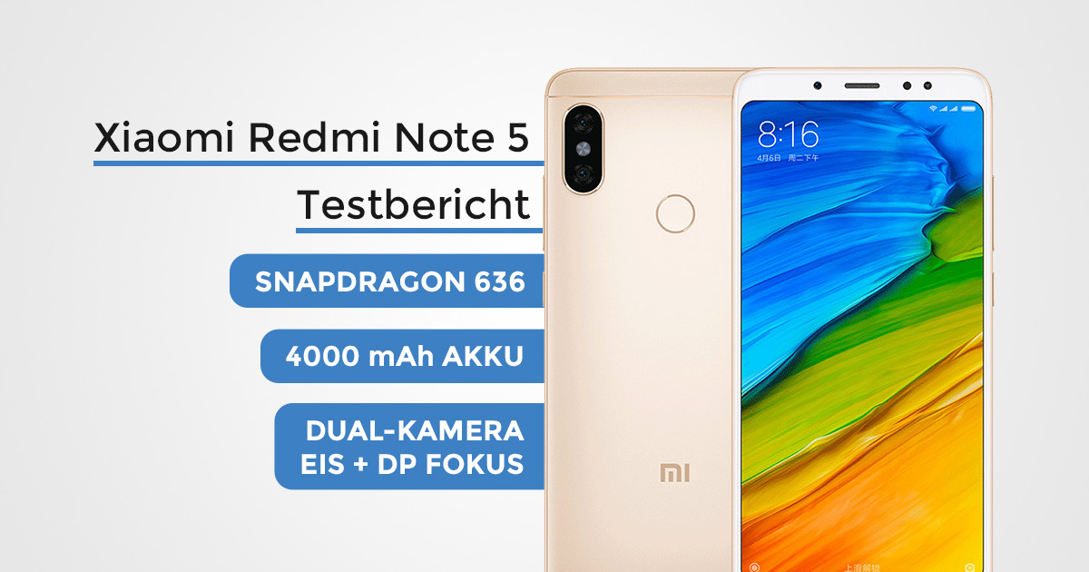 Xiaomi Redmi Note 5 Review The King Of The Middle Class