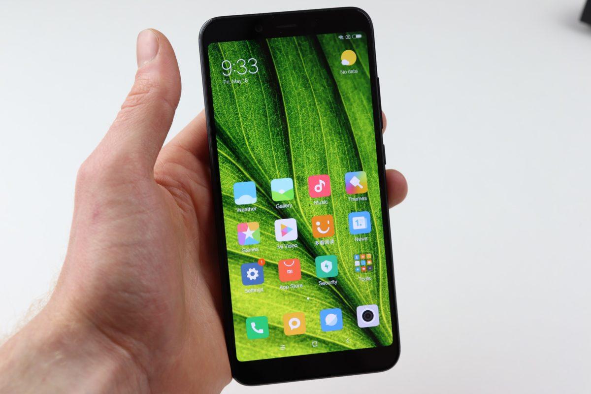 Xiaomi Mi A2 6X 4