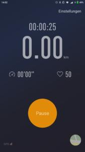 Xiaomi Mi Fit App 1