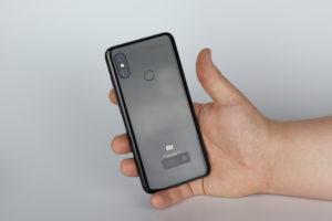 Xiaomi Mi8 Design und Verabeitung test 2