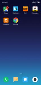 Xiaomi Mi8 MIUI 10 2