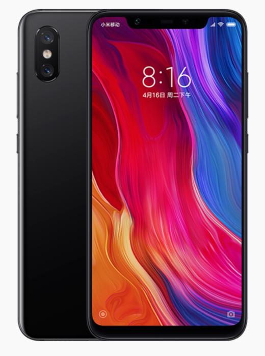 Xiaomi Mi8 Schwarz