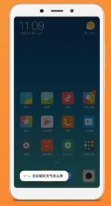 Xiaomi Redmi 6a System MIUI 9