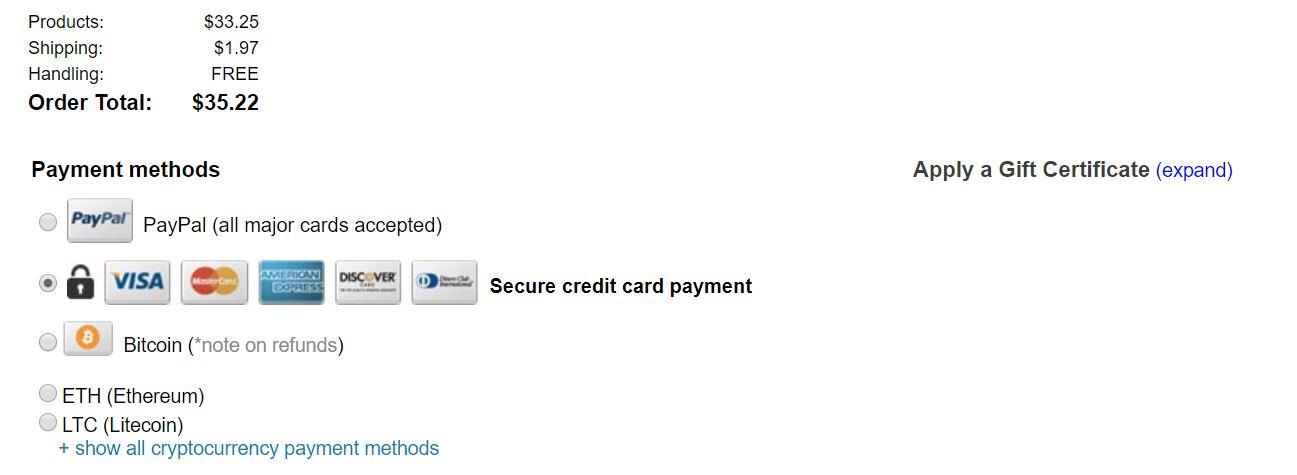 Fasttech Zahlungsmöglichkeiten Paypal Visa
