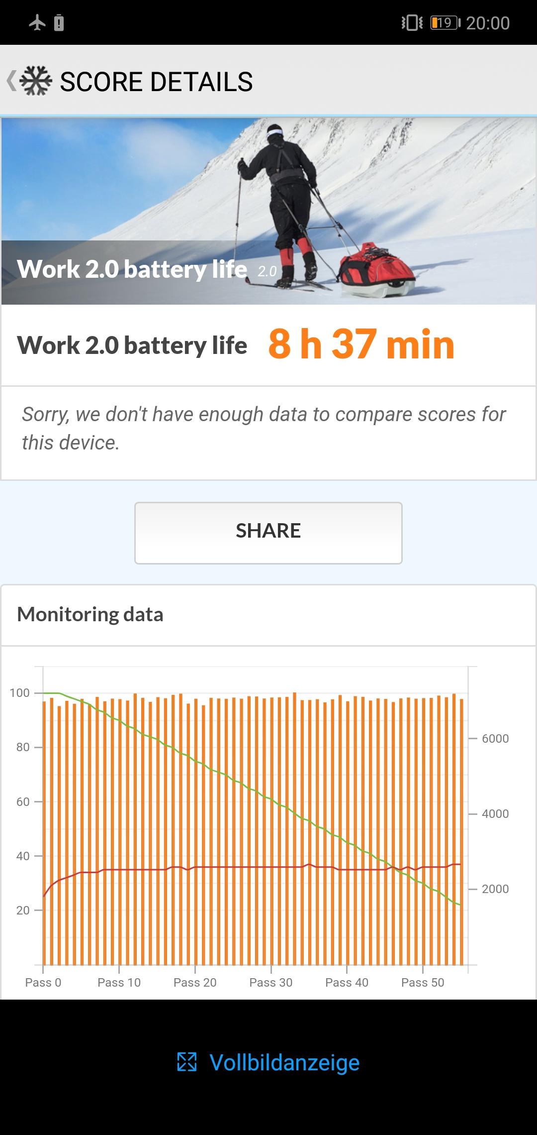Honor 10 Testbericht Screenshots Benchmarks 1
