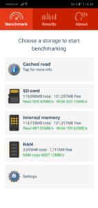Honor 10 Testbericht Screenshots Benchmarks 2