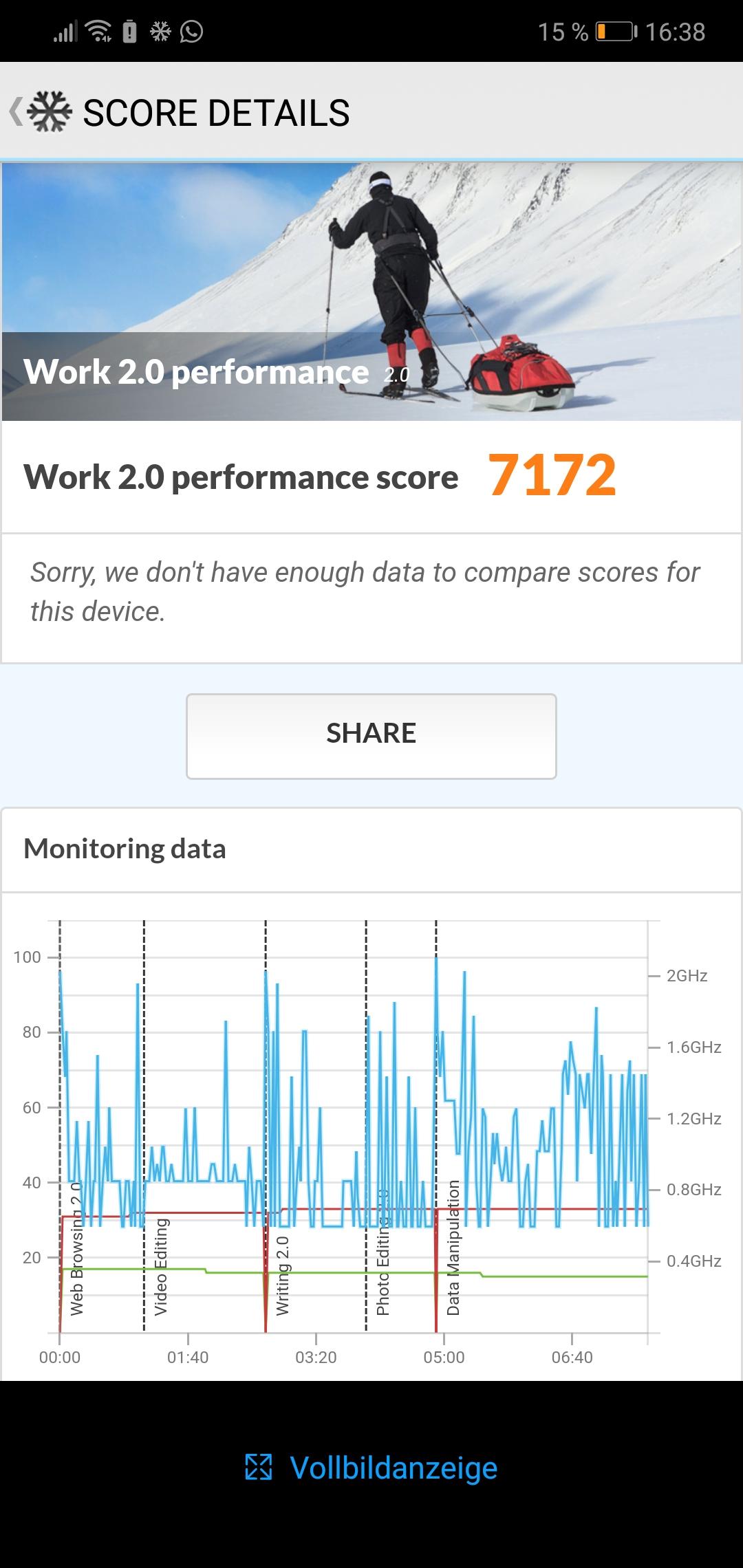 Honor 10 Testbericht Screenshots Benchmarks 4