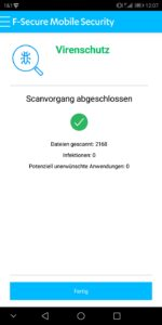 Honor 7C F Secure