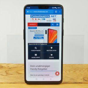 OnePlus 6 Testbericht Produktbilder 4