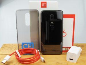 OnePlus 6 Testbericht Produktbilder 8