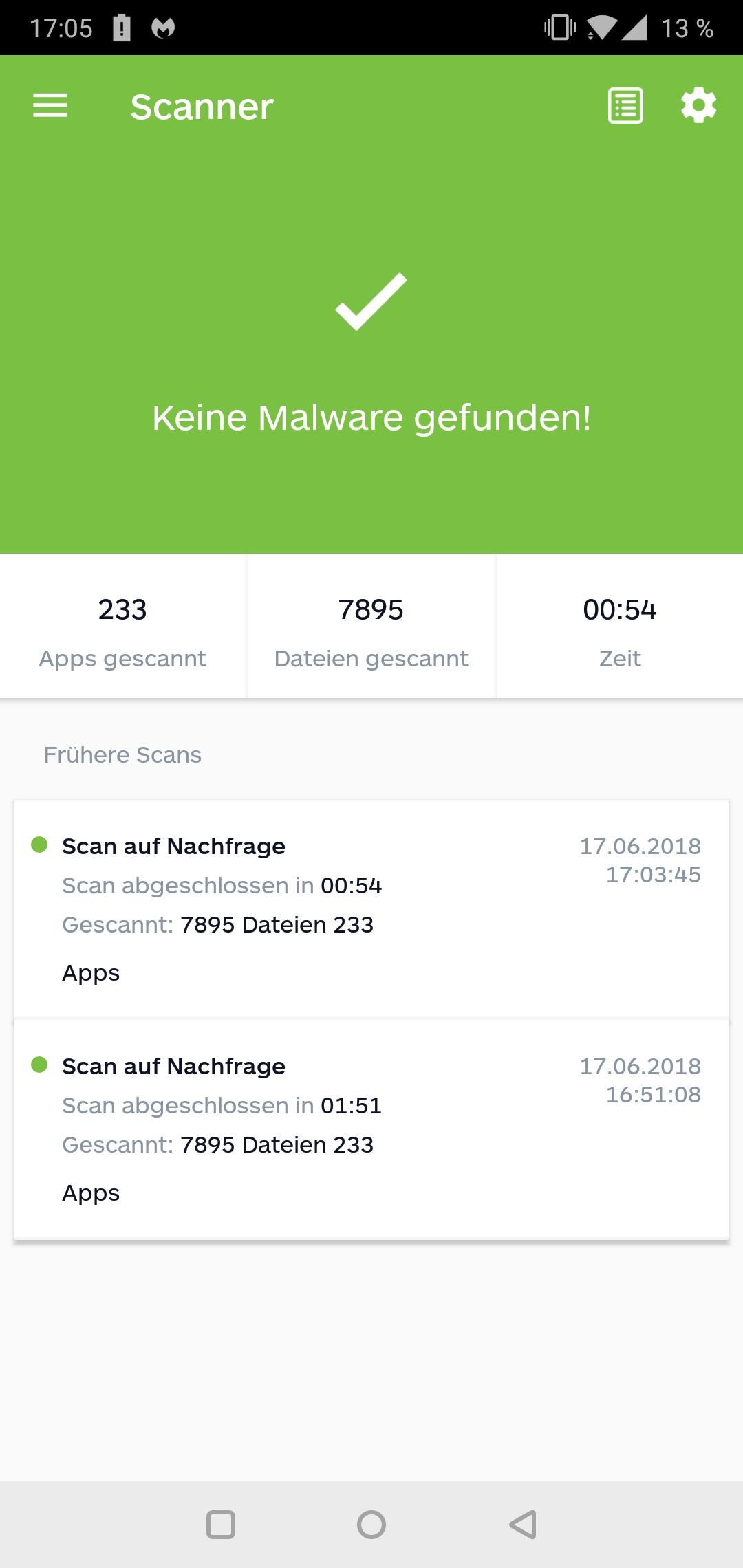 OnePlus 6 Testbericht Screenshots Benchmarks Oxygen OS 12