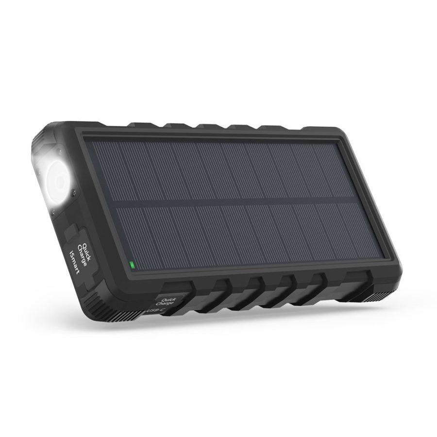 ravpower solar powerbank testbericht. Black Bedroom Furniture Sets. Home Design Ideas