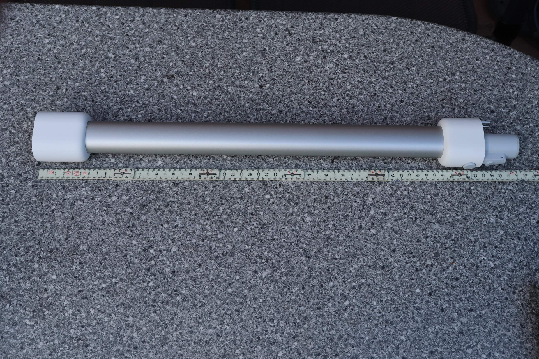 Roidmi F8 Abmessungen Größe 3