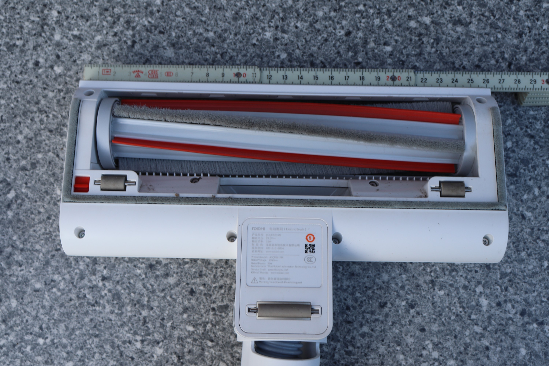 Roidmi F8 Abmessungen Größe 4
