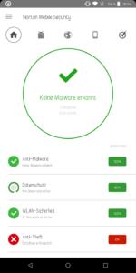 Umidigi A1 Pro Maleware Norton