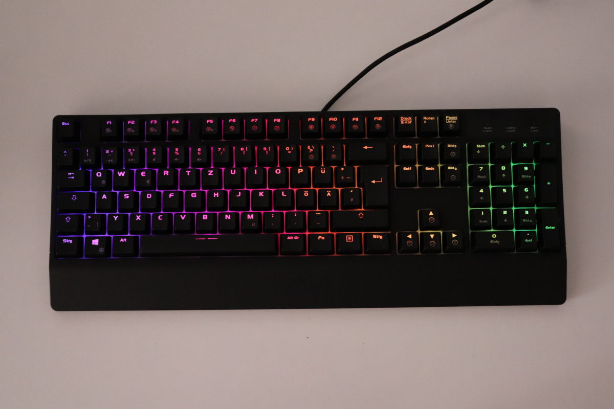 Vava LED Mechanical Gaming Keyboard 11