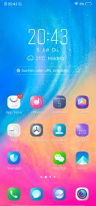 Vivo Nex System Android 8