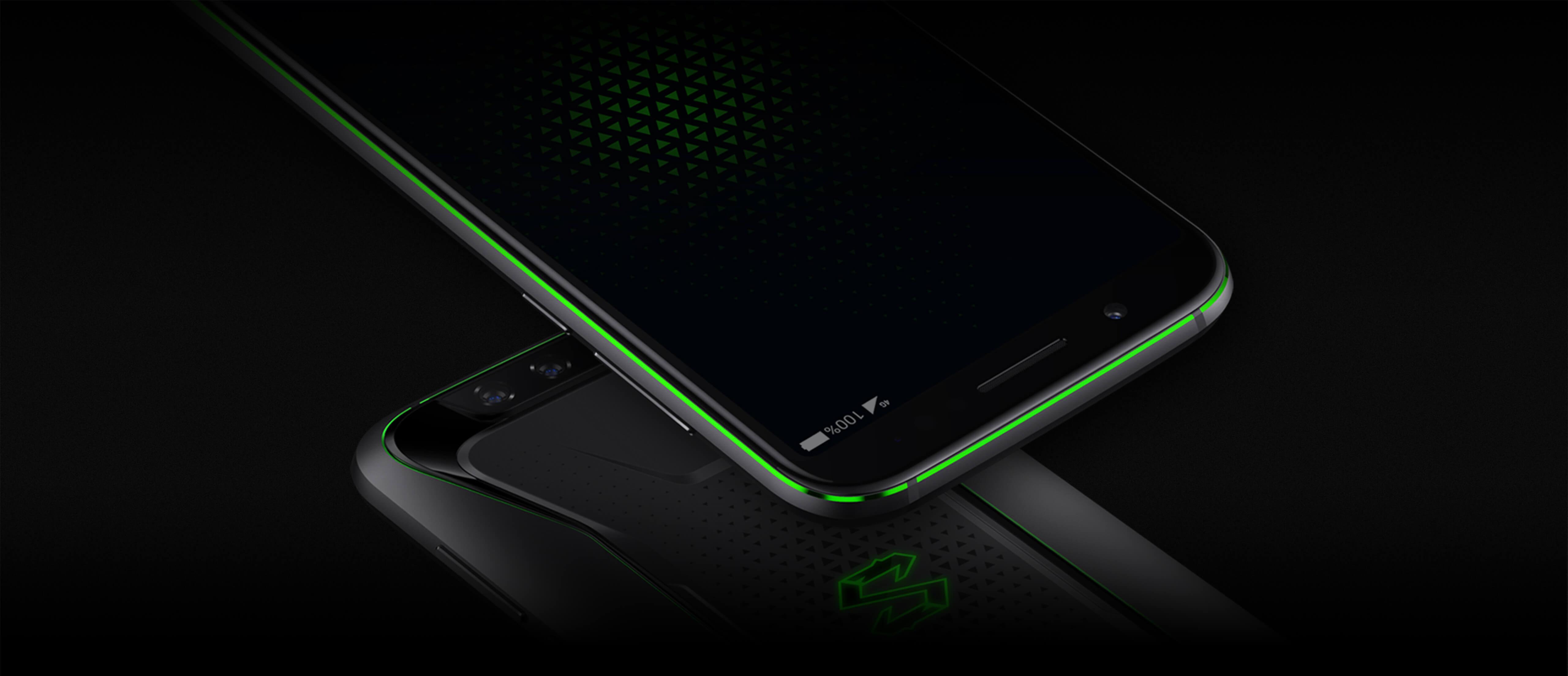 Xiaomi Blackshark Testbericht Gaming Smartphone Samples 1
