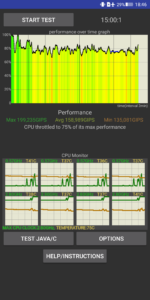 Xiaomi Blackshark Testbericht Gaming Smartphone Screenshot Benchmark 3