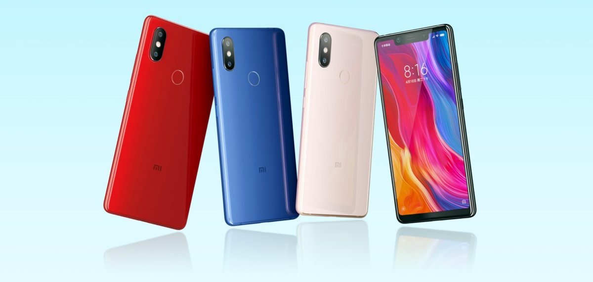 Xiaomi Mi 8 SE Ankündigung 6