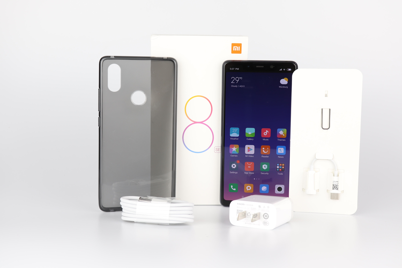 Xiaomi Mi8 SE Lieferumfang
