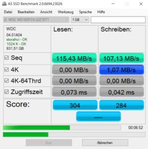 Xiaomi Mi Gaming Notebook Testbericht Benchmarks 2