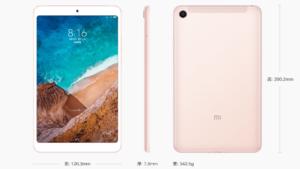 Xiaomi Mi Pad 4 Ankündigung offiziell vorgestellt 2