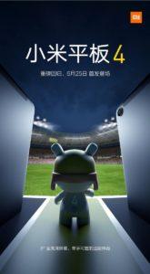 Xiaomi Mi Pad 4 Ankündigung offiziell vorgestellt 5