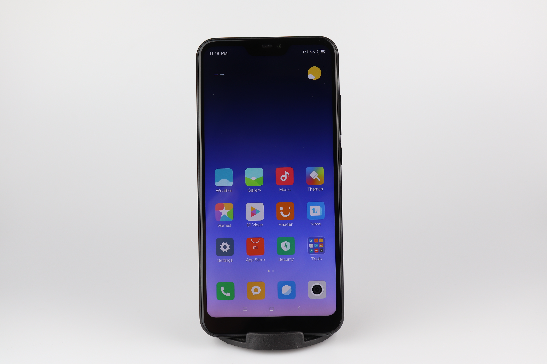Xiami Redmi 6 Pro Display 3