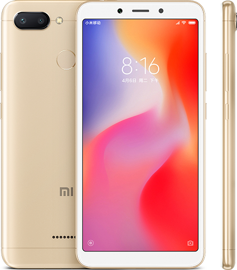 Xiaomi Redmi 6 Ankündigung Helio P22 Budget Smartphone 13