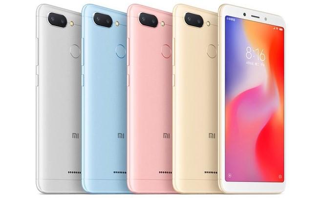 Xiaomi Redmi 6 Ankündigung Helio P22 Budget Smartphone 21
