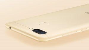 Xiaomi Redmi 6 Ankündigung Helio P22 Budget Smartphone 3
