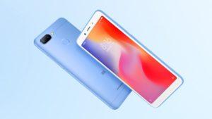 Xiaomi Redmi 6 Ankündigung Helio P22 Budget Smartphone 5
