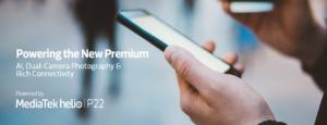 Xiaomi Redmi 6 Helio P22 MediaTek