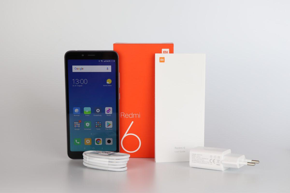 Xiaomi Redmi 6 review 1
