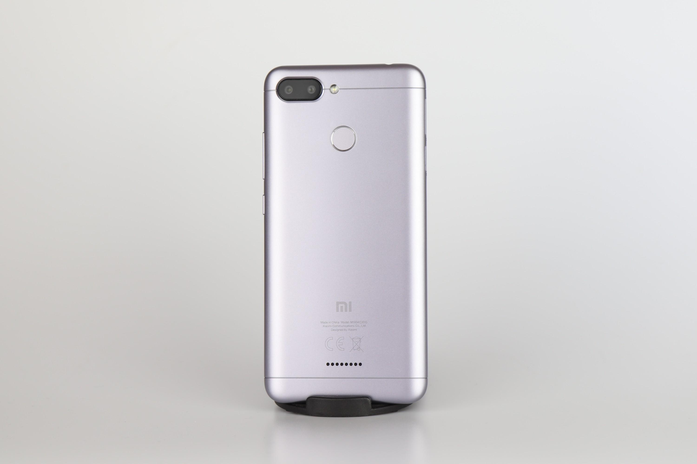 Xiaomi Redmi 6 review 6