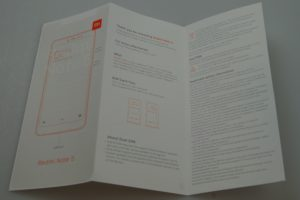 FAQ Xiaomi Redmi Note 5 Anleitung 2