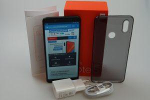 FAQ Xiaomi Redmi Note 5 Lieferumfang 2