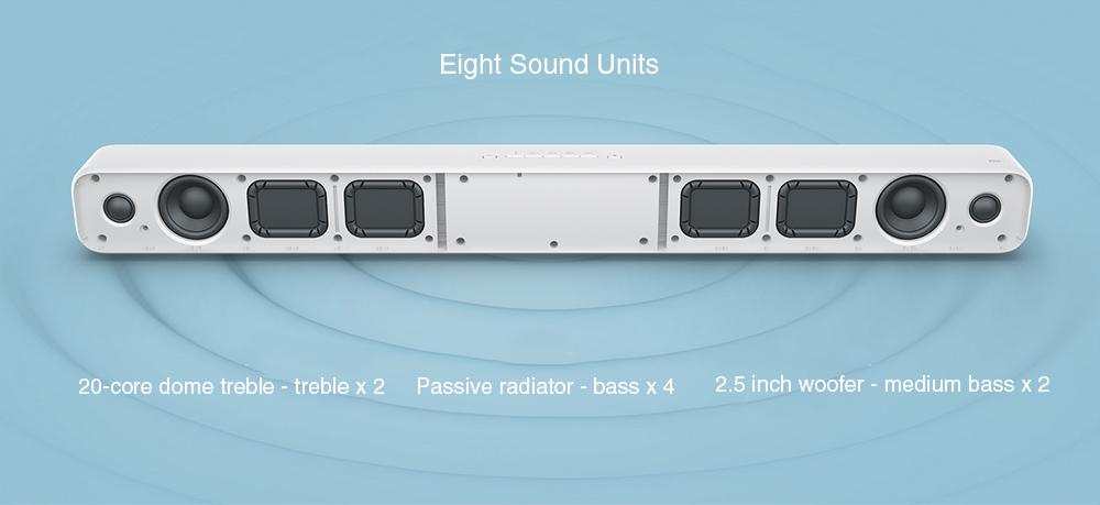Xiaomi 33 inch Soundbar Testbericht Samples 1