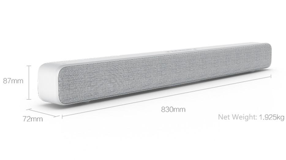 Xiaomi 33 inch Soundbar Testbericht Samples 4