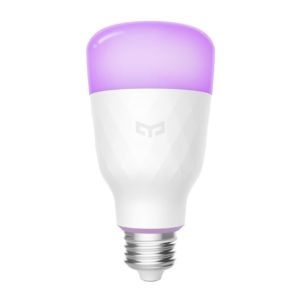 Yeelight 2nd Generation Smart Bulb Glühbirne Testbericht Samples 3