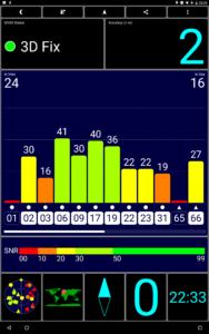 Chuwi Hi9 Air Testbericht GPS